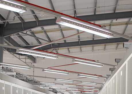 HP Enterprises, Major Data Centre. Electrical Consultant: NDY Interiors: ISG Interiors
